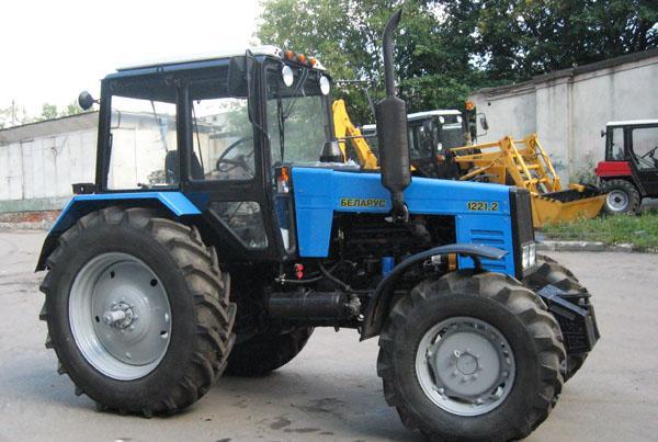 Заказ трактора
