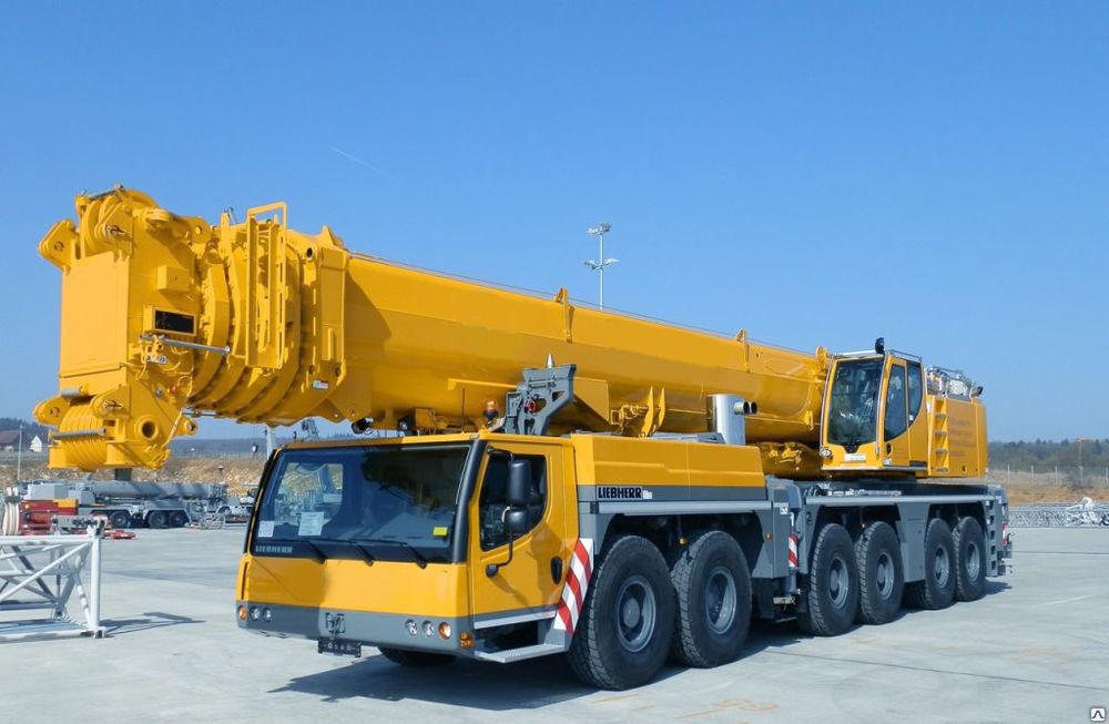 Аренда автокрана 170 тонн