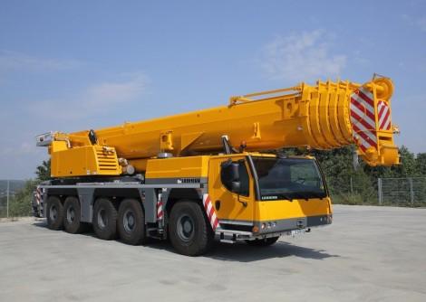 Аренда автокрана 220 тонн