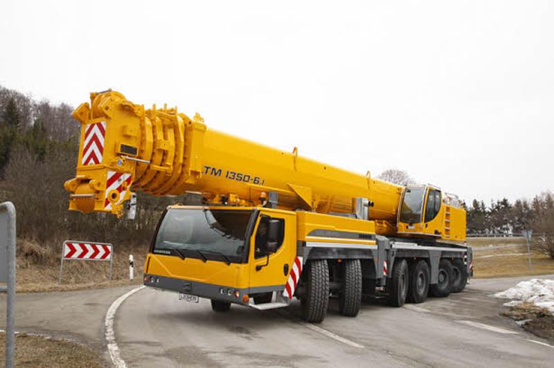 Аренда автокрана 350 тонн