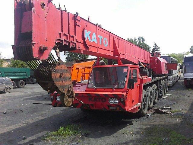 Аренда автокрана 75 тонн